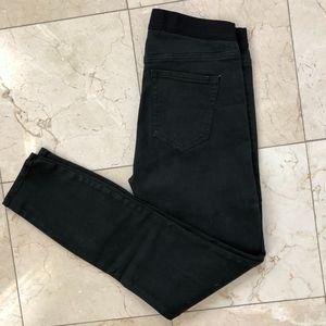 Gap 1969 Black Resolution Pull-On Leggings